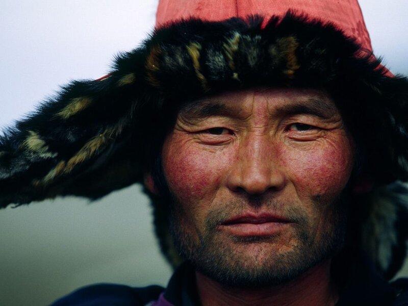 Монгол. Фотограф Чарльза Мичема