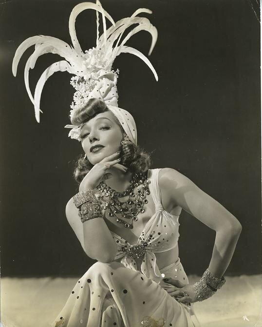 Lupe Velez, 1942
