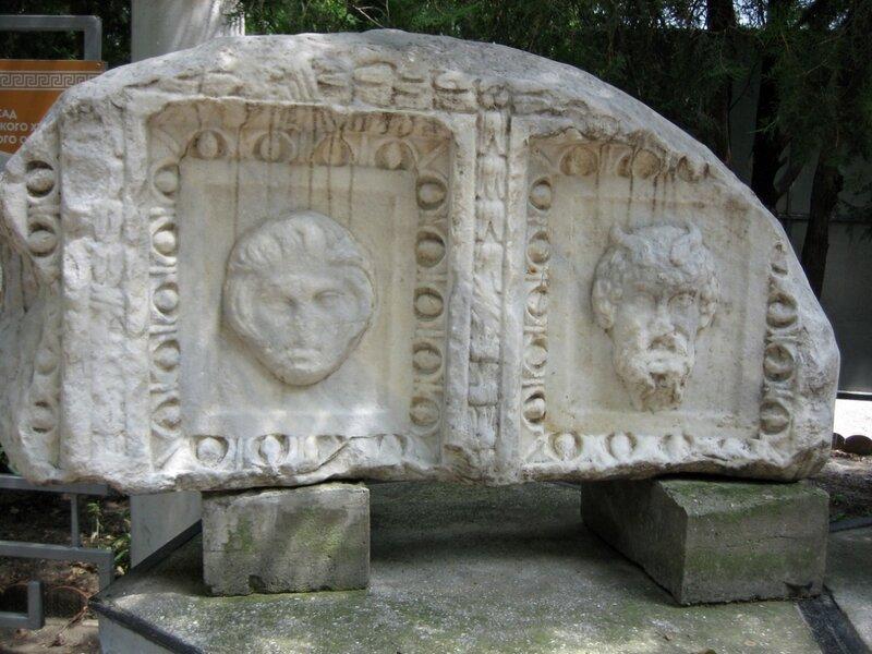 На раскопках Горгипии