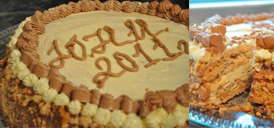 Киевский торт онлайн с фото