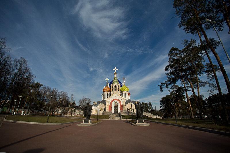 Церковь Святого Игоря Черниговского 2