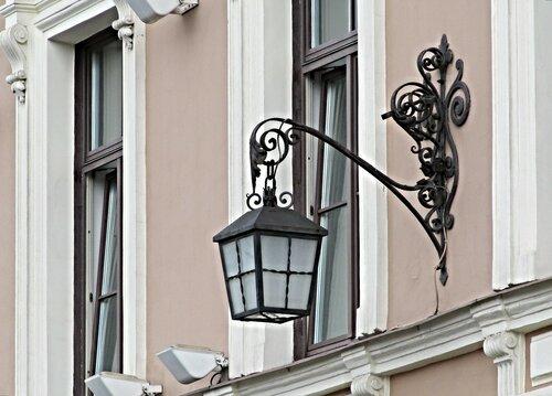 Питерский фонарик