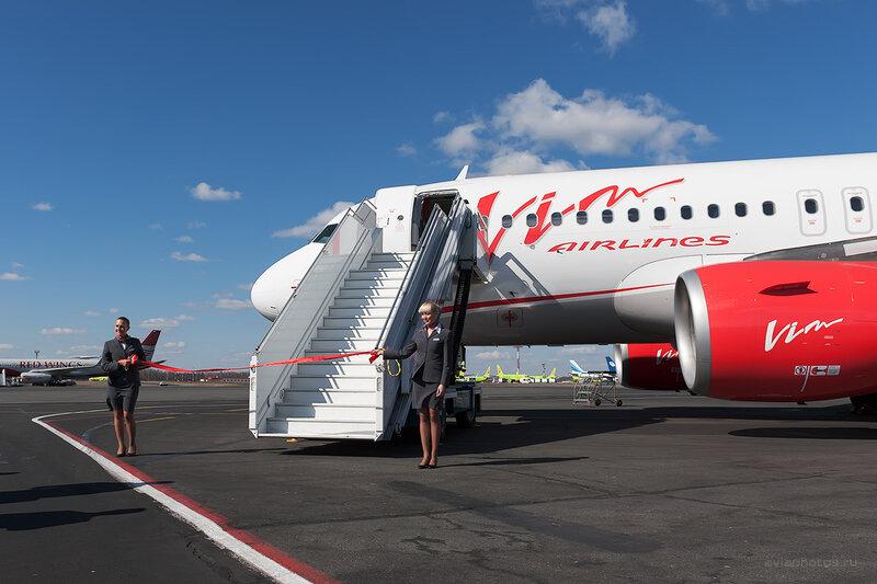 Airbus A319-111 (VQ-BTL) VIM Airlines D708249
