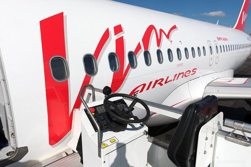 Airbus A319-111 (VQ-BTL) VIM Airlines D708289