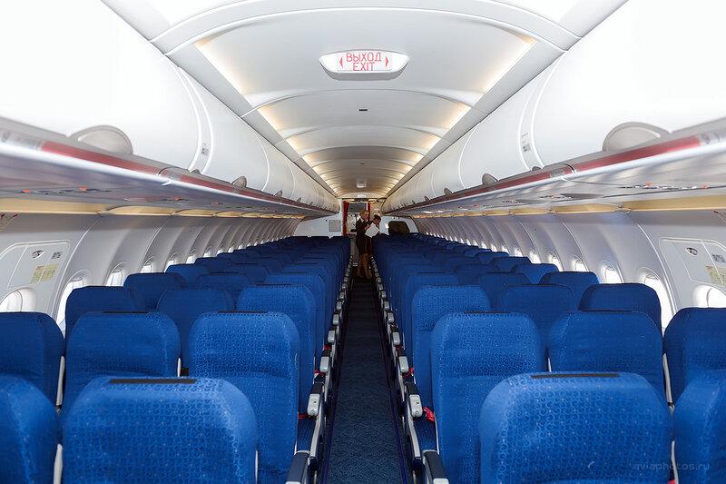 Airbus A319-111 (VQ-BTL) VIM Airlines D708296