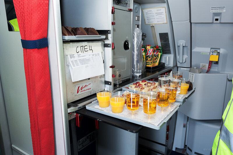 Airbus A319-111 (VQ-BTL) VIM Airlines D708338