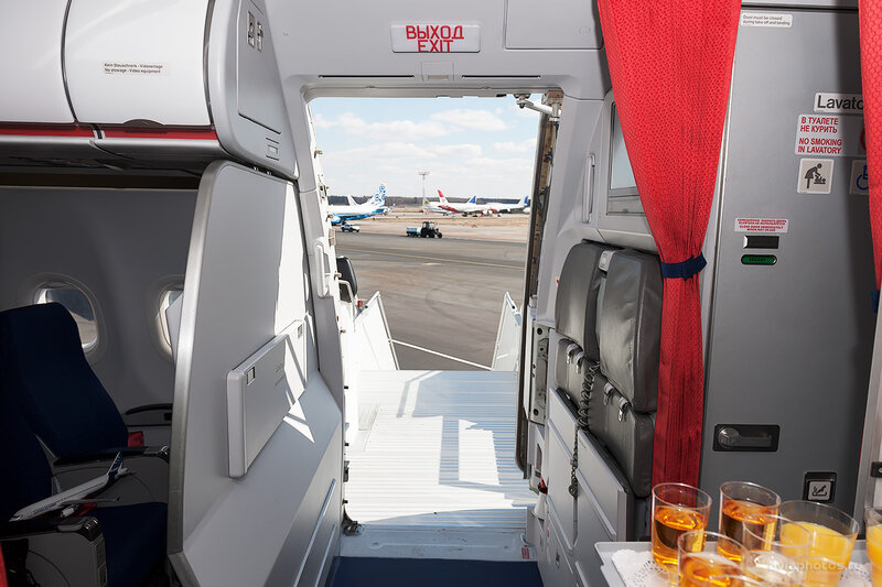 Airbus A319-111 (VQ-BTL) VIM Airlines D708339