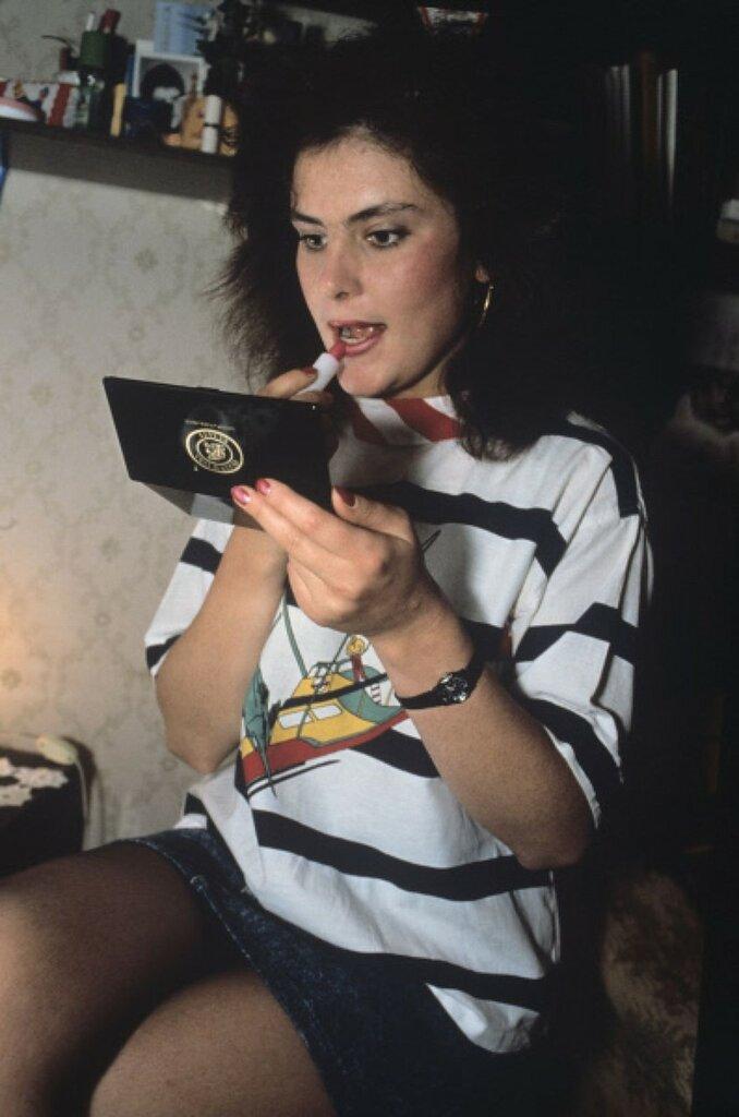 Мисс КГБ-1990 - Екатерина Майорова. РИА Новости.jpg