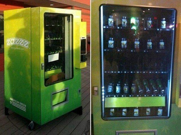 В США установили первый автомат по продаже наркотиков