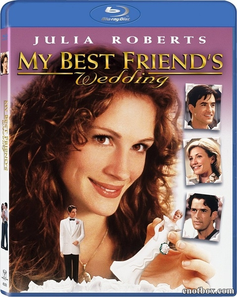 Свадьба лучшего друга / My Best Friend's Wedding (1997/BDRip/HDRip)