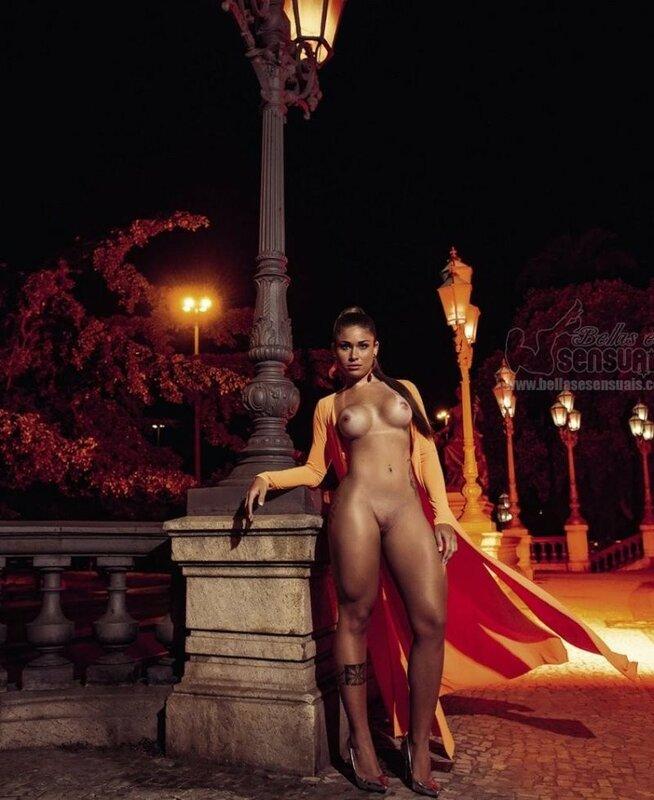 Rita Mattos in Playboy Brazil