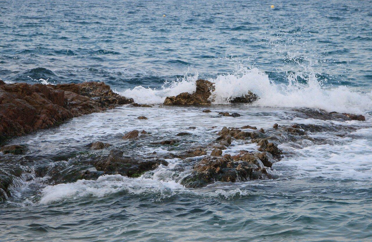 Льорет-де-Мар. Пляж Льорет (Playa de Lloret)