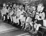Тренировки в детском саду на случай ядерной войны