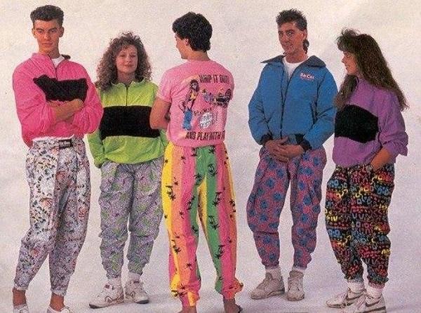 photo of girls 80's clothing № 1600