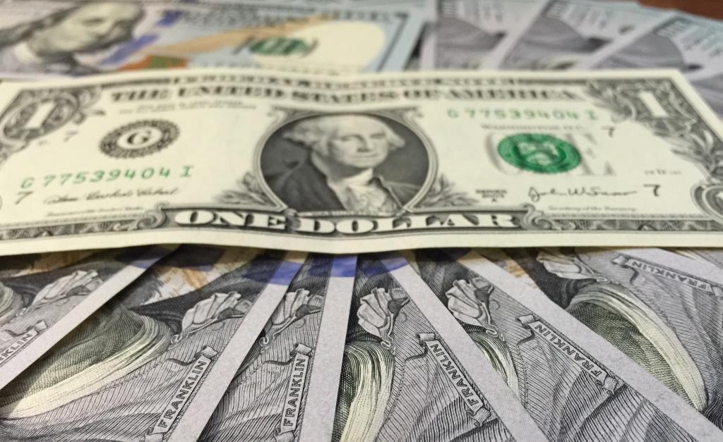 Курс валют отНБУ: доллар добавил вцене