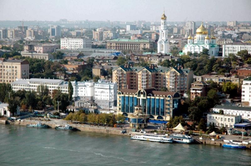 Валентина Матвиенко увидела экспозицию Ростовской области вСовете Федерации