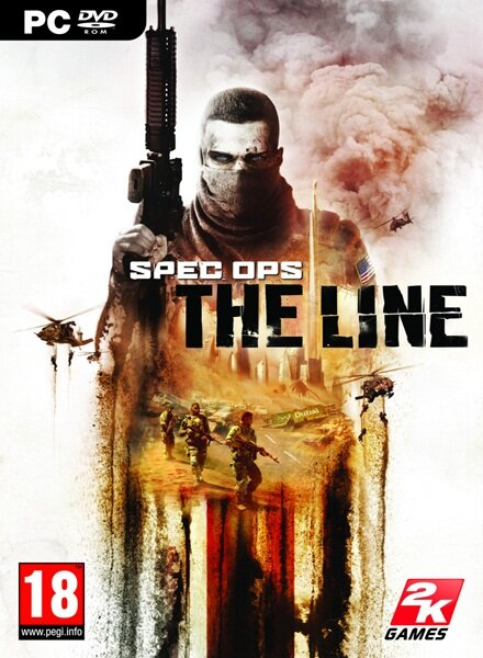 Spec Ops: The Line (2012/RUS/ENG/MULTI7/Full/RePack/Rip)