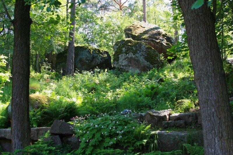 финские камни