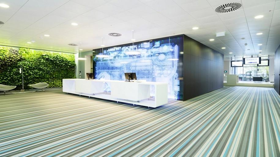 Офис компании Microsoft в Австрии от INNOCAD Architektur