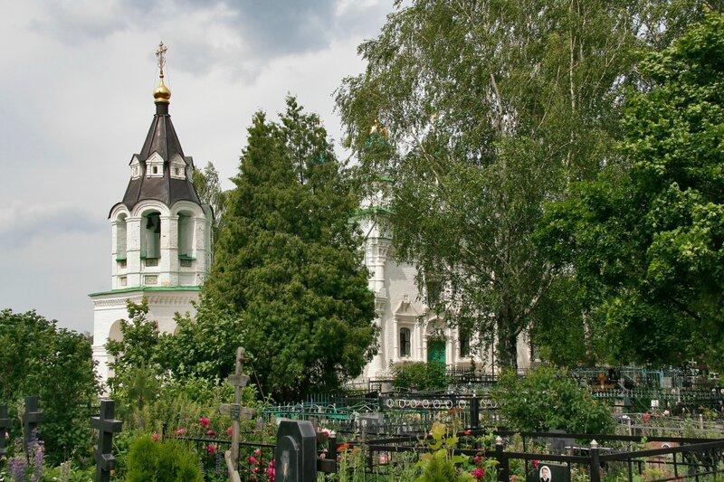 Рождественно-Суворово, Церковь Рождества Пресвятой Богородицы