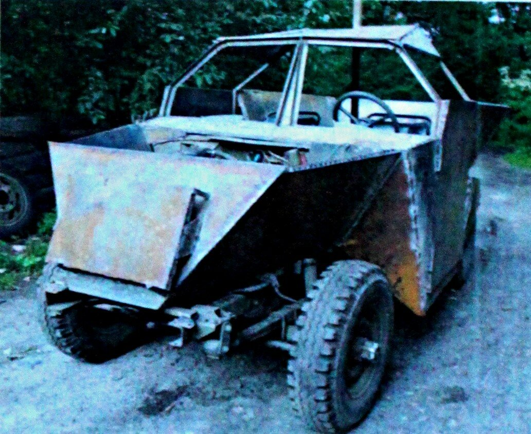 Переделка УАЗ в бронеавтомобиль