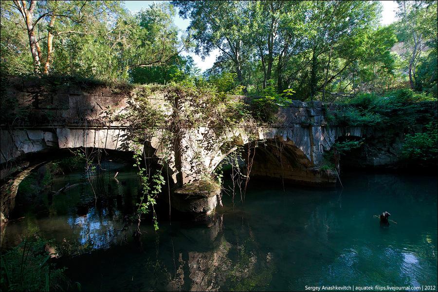 Чоргуньский мост-акведук