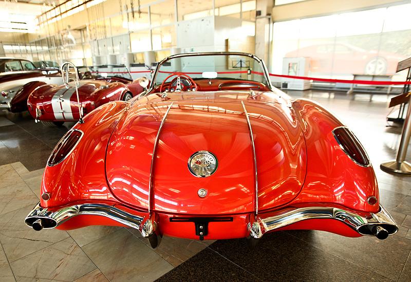 Автомобильная выставка в Новороссийске