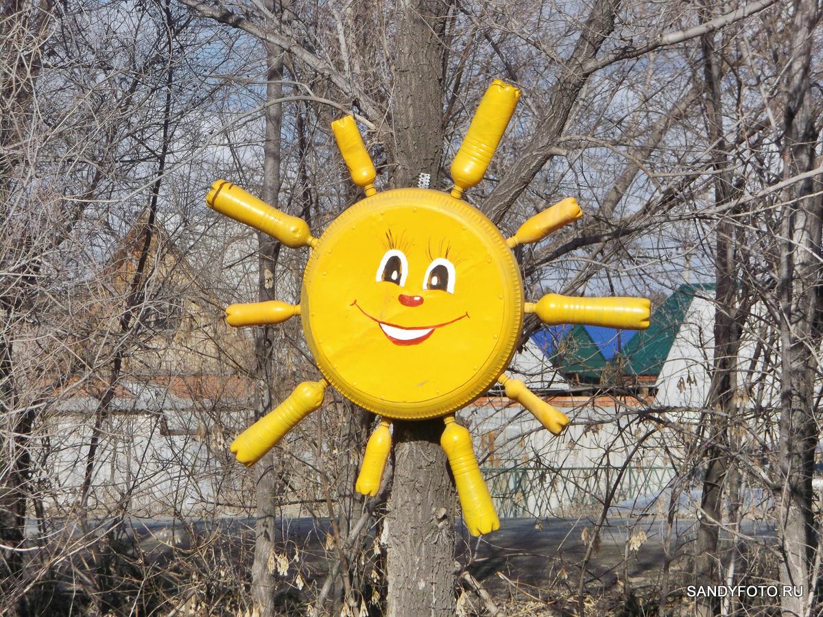 Обзор  детской площадки в посёлке Мирный