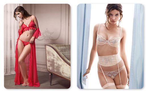 Barbara Palvin / Барбара Палвин в сексуальном белье Victorias Secret -Designer Collection- лето 2012, фотограф Greg Kadel