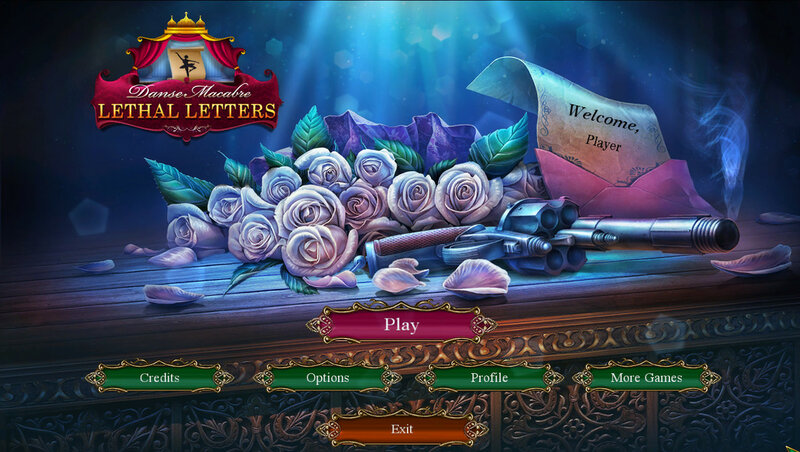 Danse Macabre: Lethal Letters (Beta)