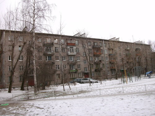 Белоостровская ул. 33