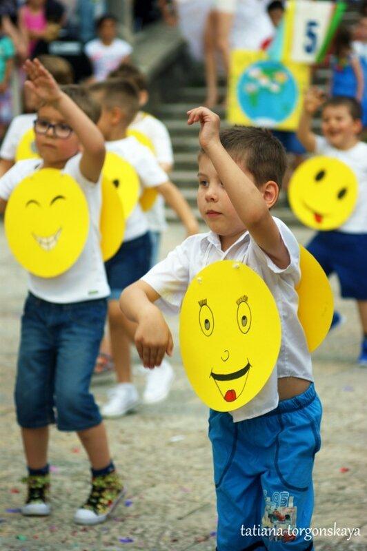 Группа № 4 - Счастливые дошкольники