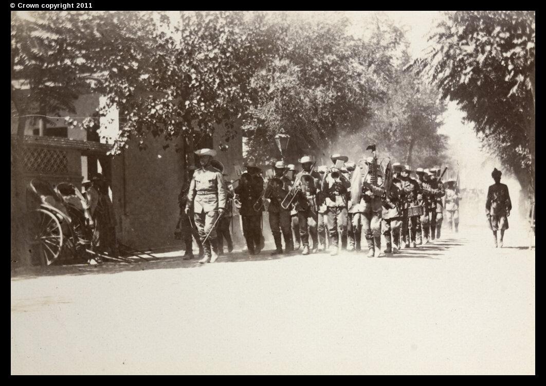 Немецкий военный оркестр