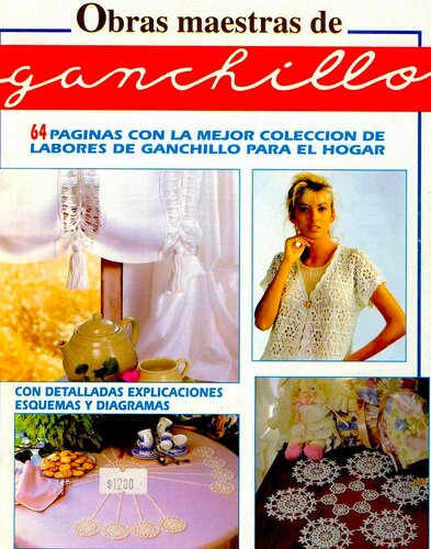 Obras maestras de Ganchillo - №7