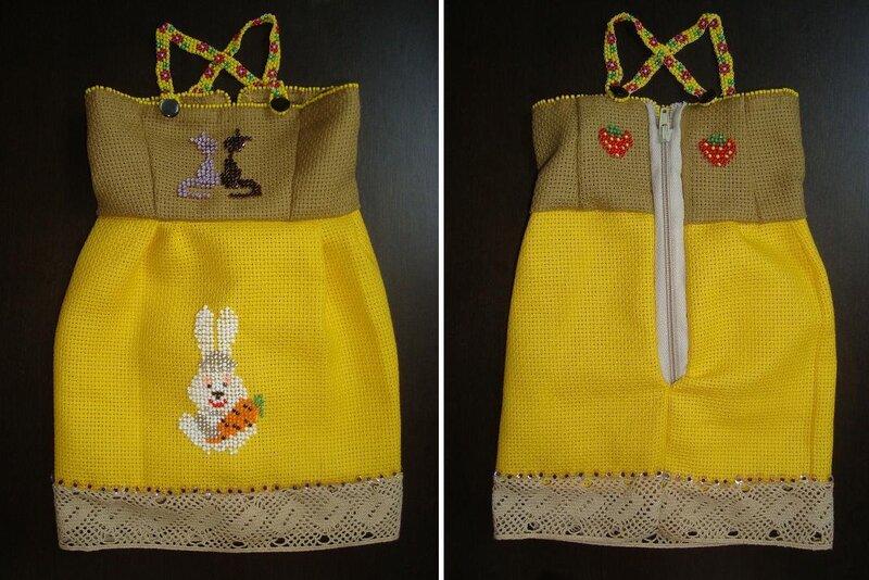 Новое платье для Аиды готово