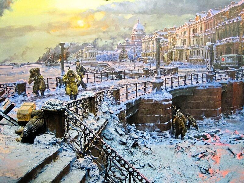 27 января — День снятия блокады Ленинграда
