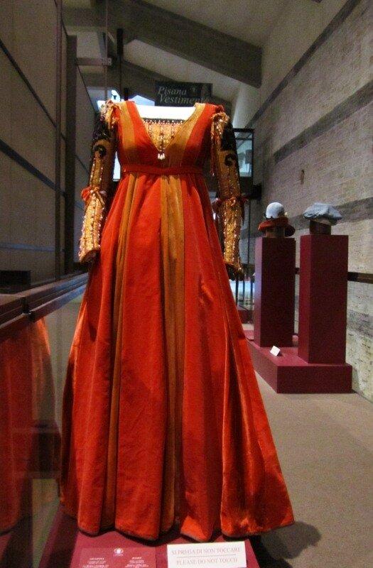 Платье Джульетты