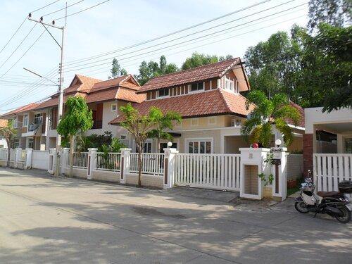 В тайланде а именно недвижимость в