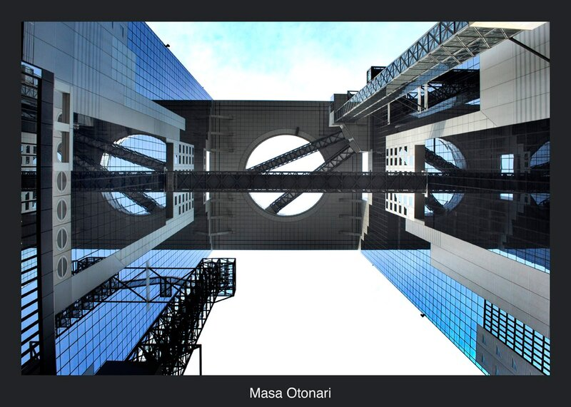 Урбан фото японца Маса Утонари (Masa Ootonari )