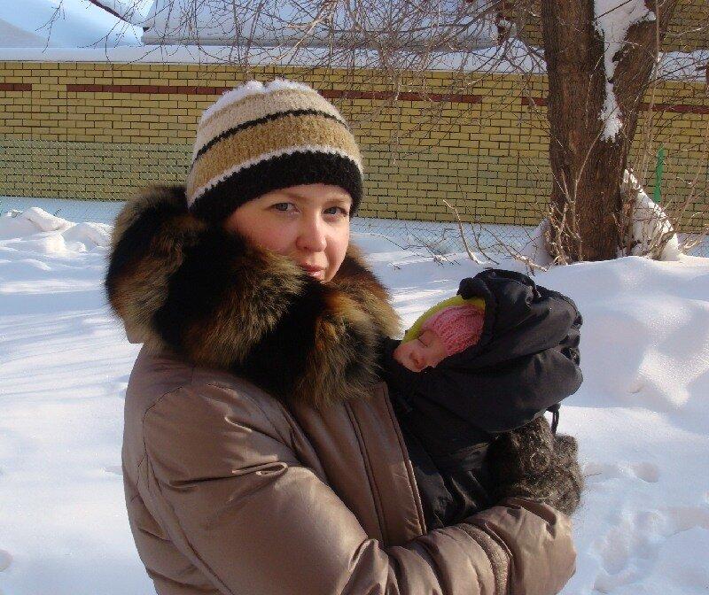 Мама Алена, дочка Дашенька, г.Екатеринбург