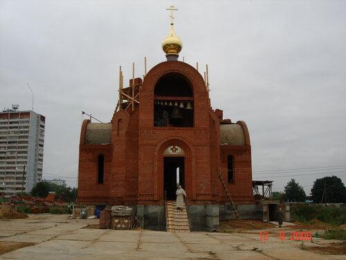 Преображ храм