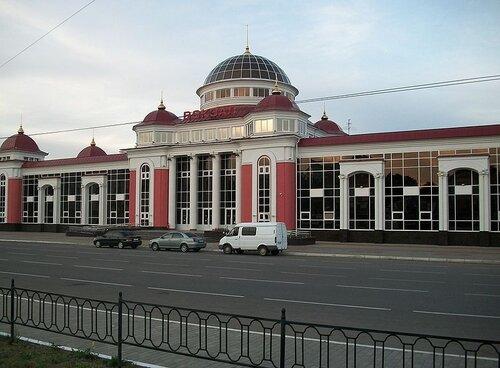 Города ЧМ-2018. Саранск