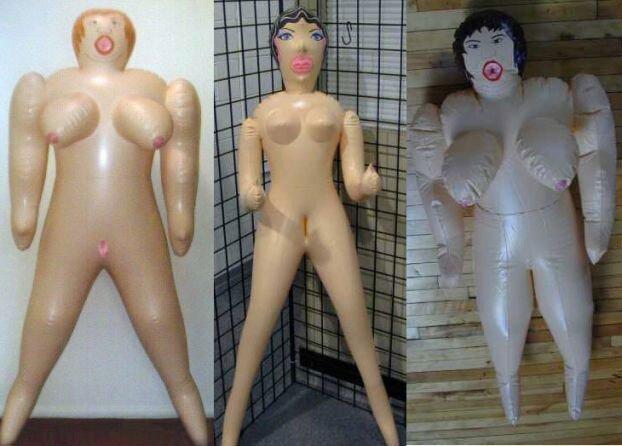 Надувные секс куклы из латекса