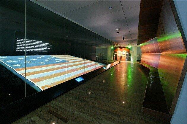 Национальный музей американской истории. Вашингтон