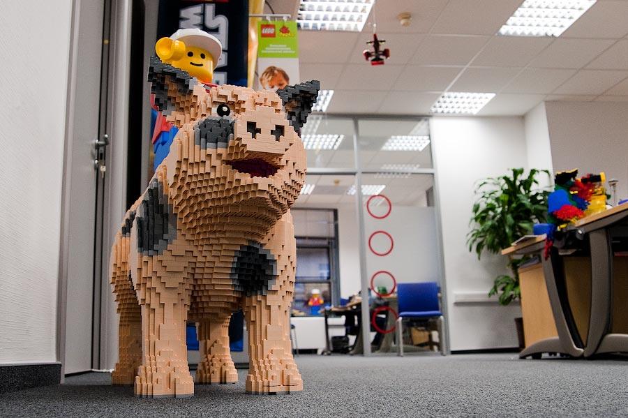 Oficinas Lego - Moscow