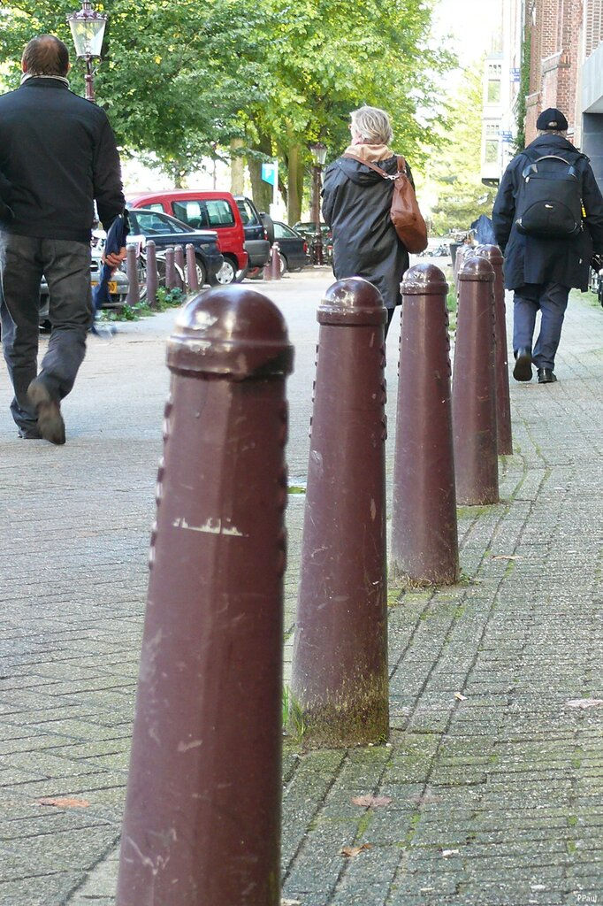 Многоликий Амстердам. Район Красных фонарей