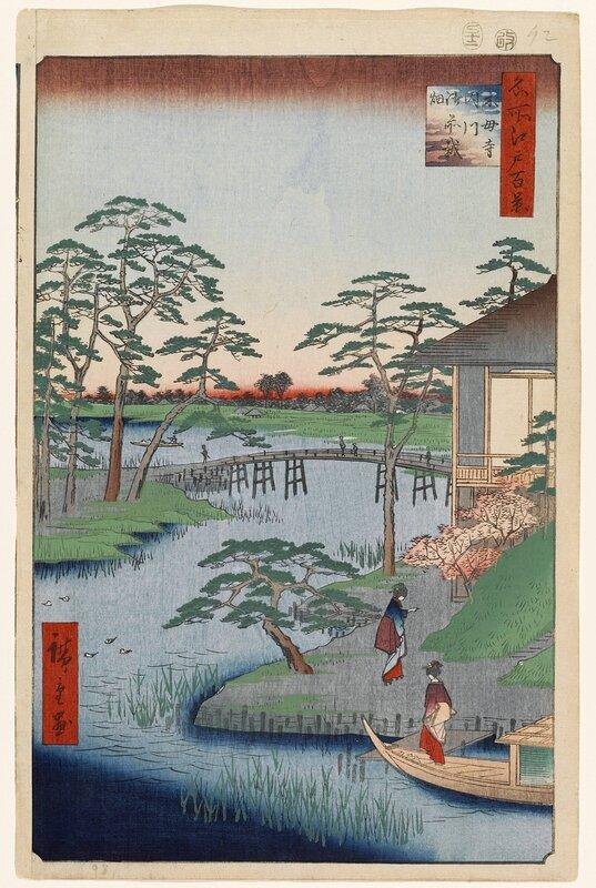 Традиционная японская живопись и гравюра 0_3d166_b6dfe90f_XL