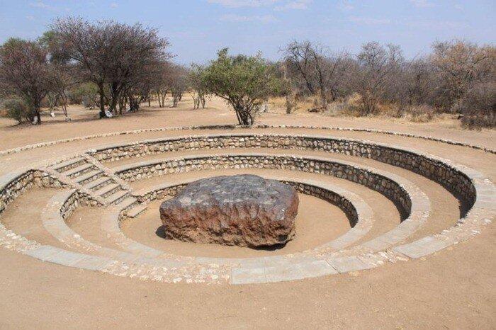 метеорит гоба