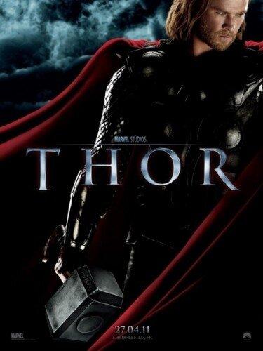 Трейлер к фильму Тор/Thor 2011