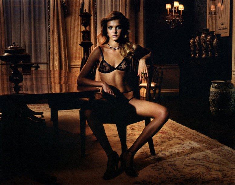 Наталья Водянова / Natalia Vodianova by Mario Sorrenti